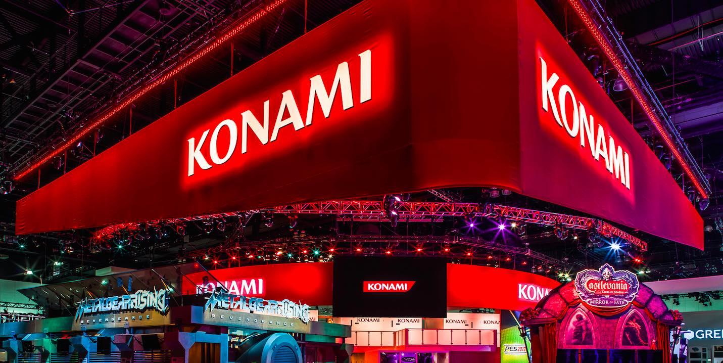 Imagen de Konami desvela los videojuegos que llevará al Tokyo Game Show