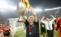 El milagro de la Eurocopa 2008 y Luis Aragonés revive en Amazon Prime Video