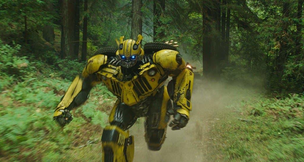 Crítica de Bumblebee: De Bay a Spielberg