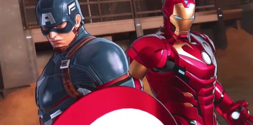 Marvel Ultimate Alliance 3: The Black Order llegará a Nintendo Switch en verano