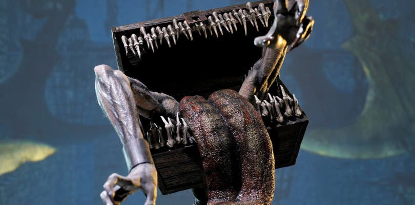 First 4 Figures recrea en una imponente pieza a Mimic de Dark Souls