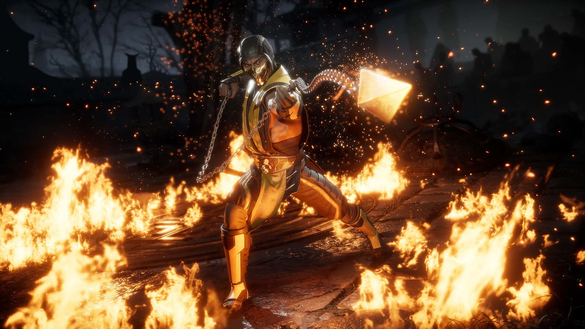 Imagen de Impresiones Mortal Kombat 11: Sanguinaria y brutal variedad