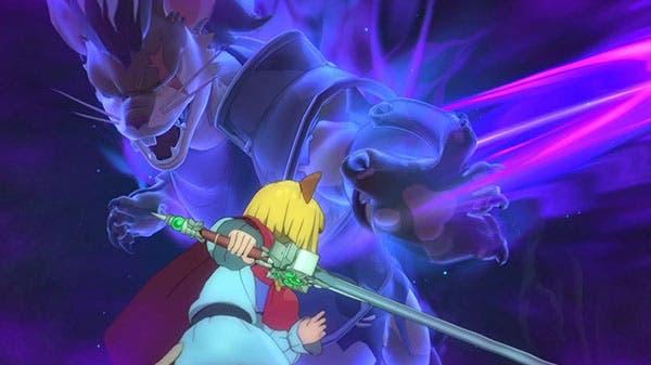 Imagen de El laberinto del monarca espectral es el nombre del nuevo DLC de Ni no Kuni II