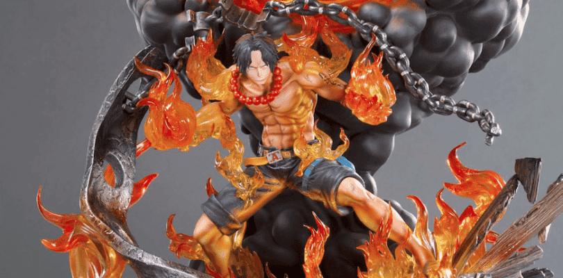 Las mejores figuras de One Piece que llegarán en 2019