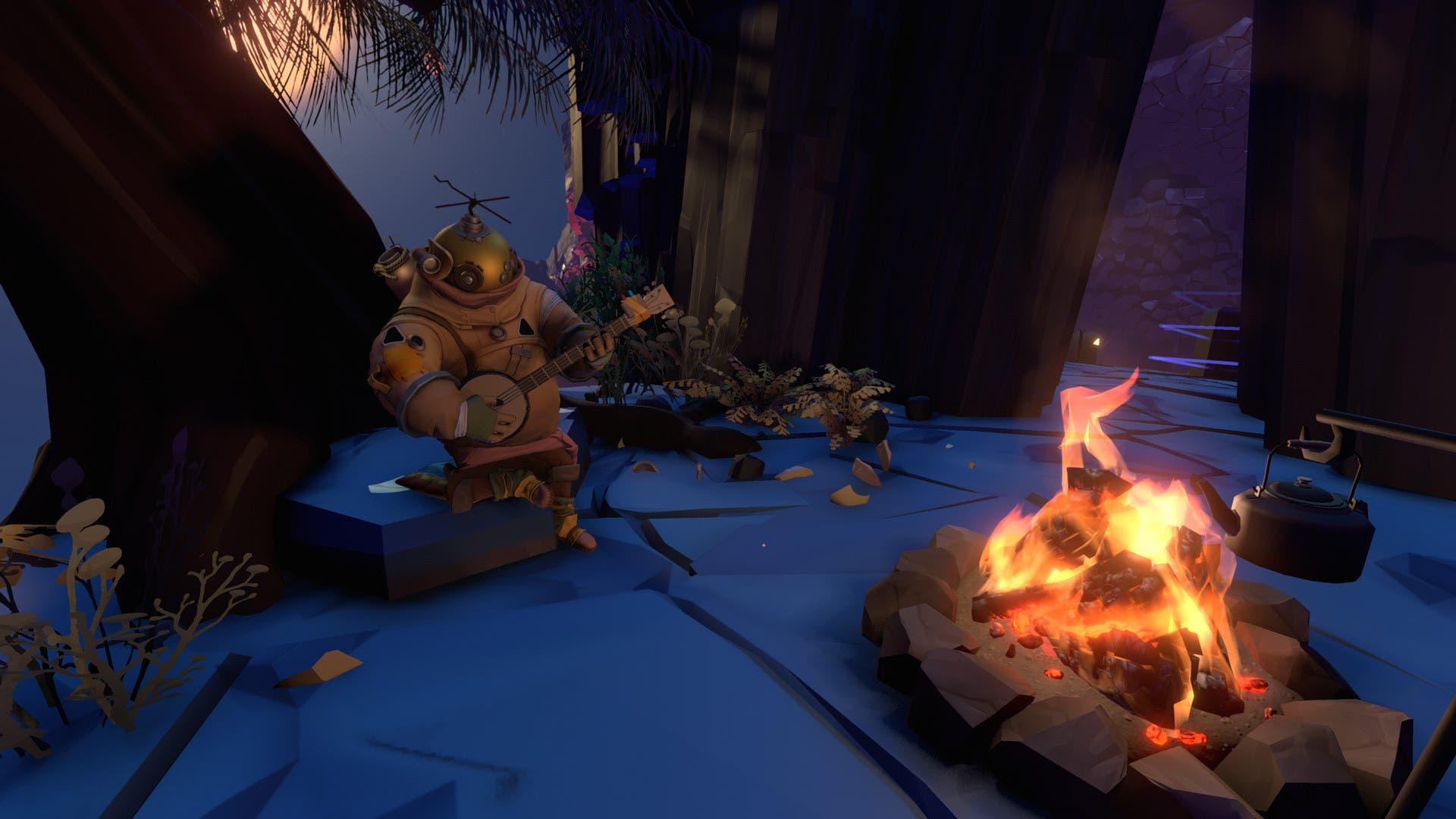 Imagen de Outer Wilds ya cuenta con fecha de lanzamiento para Steam