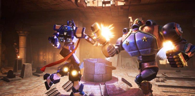 Llegan los robots gigantes en el tráiler de lanzamiento de Override: Mech City Brawl