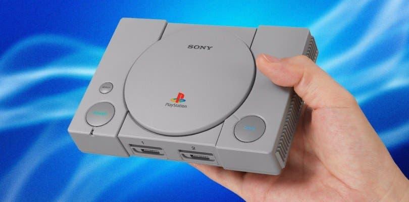 PlayStation Classic cuenta con datos de juegos que no están disponibles
