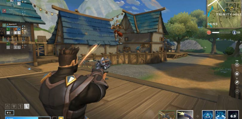 El Founder's Pack de Realm Royale ya está disponible en consolas