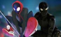 Spider-Man: Un nuevo universo acogería el primer tráiler de Spider-Man: Lejos de casa