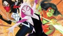 El spin-off de Spider-Man: Un nuevo universo contará con Seda y Spider-Woman