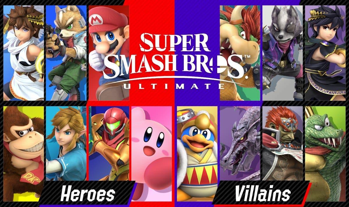Imagen de Splatoon 2 tendrá un festival basado en Super Smash Bros. Ultimate la semana que viene