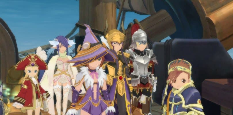 Tales of Vesperia: Definitive Edition nos permite ver capturas de su personalización