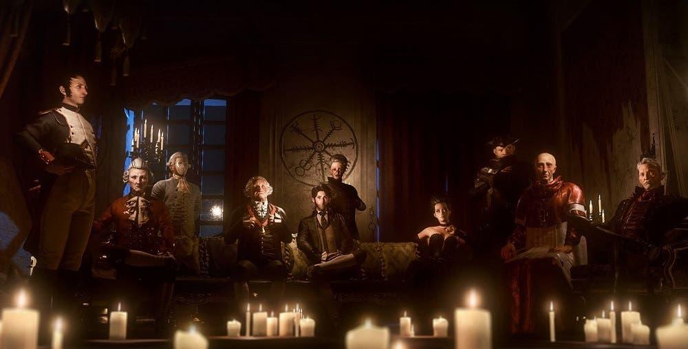Imagen de La aventura episódica The Council ya está completa y lo celebra con un tráiler