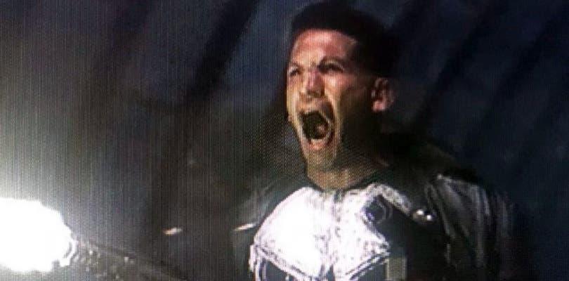The Punisher enloquece en la primera imagen de la segunda temporada