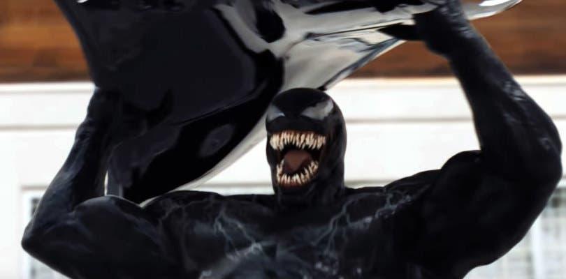 El simbionte enloquece en la nueva escena eliminada de Venom