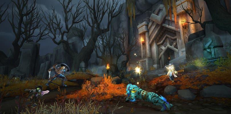 Mareas de Venganza de World of Warcraft ya se encuentra disponible