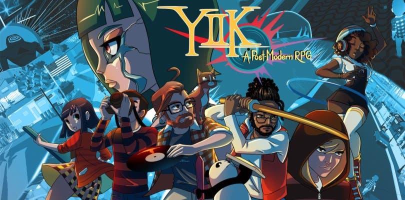Conocemos el tamaño de descarga de YIIK: A Postmodern RPG en Nintendo Switch y PC