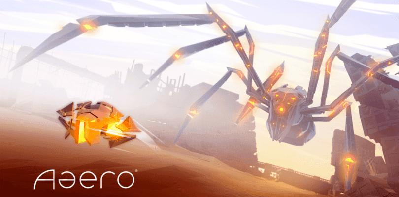 Aaero: Complete Edition llegará a Nintendo Switch próximamente