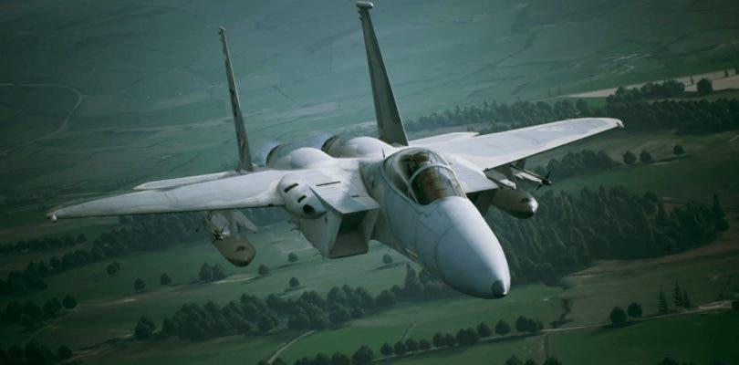 Ace Combat 7: Skies Unknown se luce en un nuevo tráiler