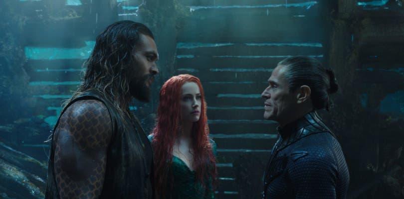 Warner Bros. ya tiene guionista para dar forma a Aquaman 2