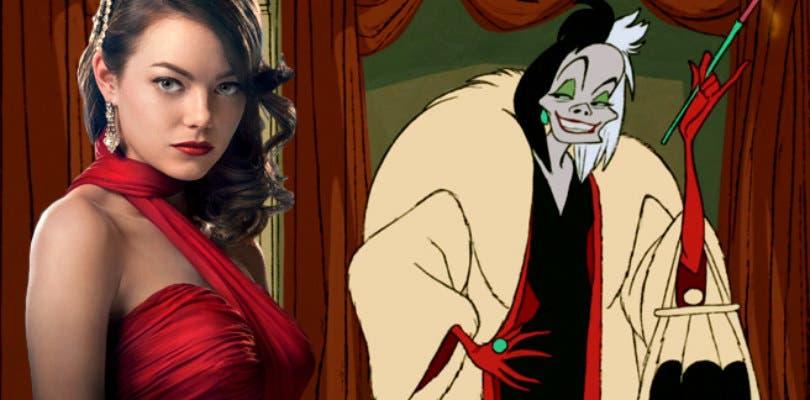 El live-action de Cruella de Vil con Emma Stone encuentra director