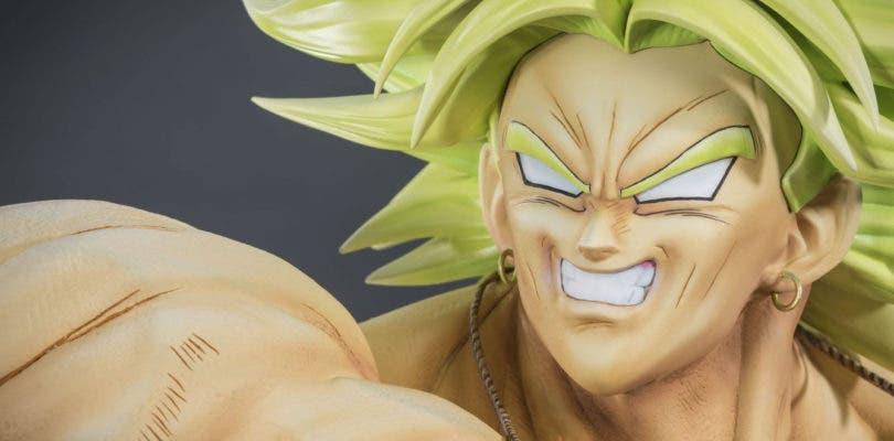 Tsume anuncia los cambios en la increíble figura de Broly de Dragon Ball