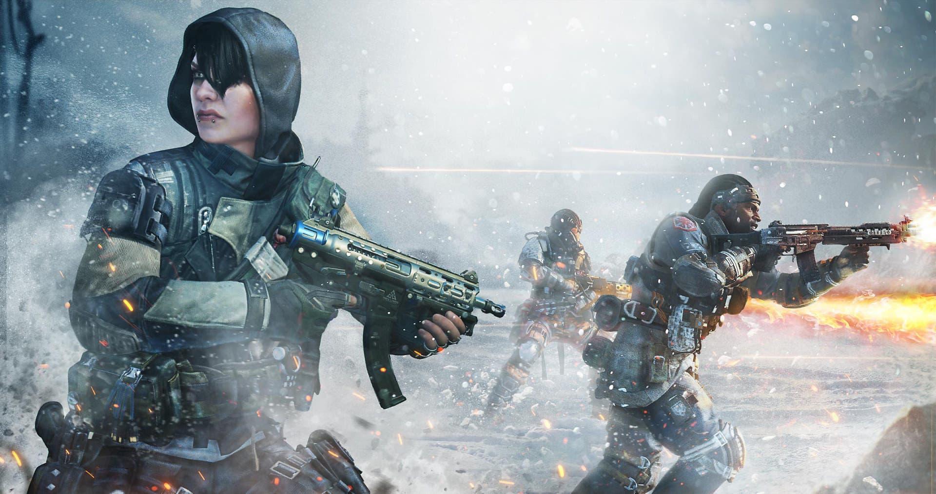 Imagen de Operación Absolute Zero de Black Ops 4 ya disponible en Xbox One y PC