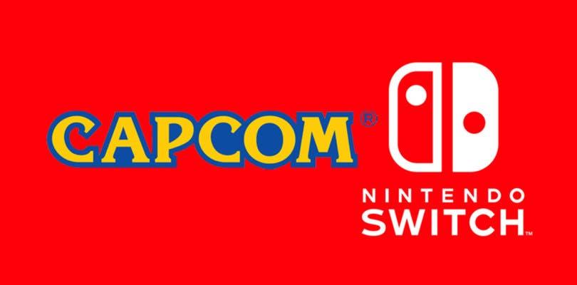 Capcom lanza descuentos de sus juegos en la eShop de Switch, 3DS y Wii U