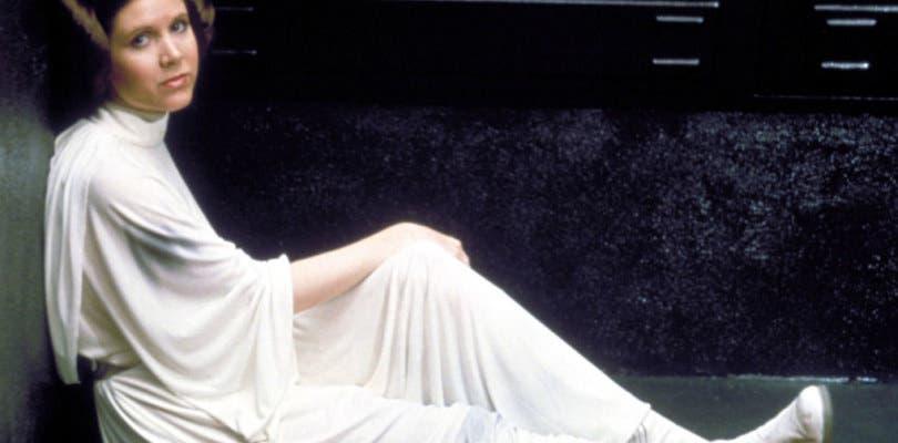 Dos años sin Leia: La comunidad Star Wars rinde homenaje a Carrie Fisher
