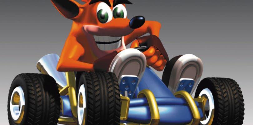 El remake de Crash Team Racing podría ser una de las sorpresas de The Game Awards