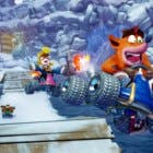 Crash Team Racing Nitro-Fueled contará con contenido inédito