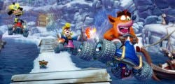 Crash Team Racing Nitro-Fueled contará con contenido inédito
