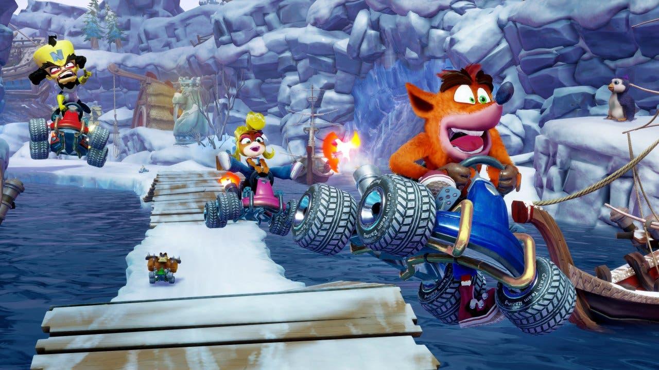 Imagen de Crash Team Racing arrasa siendo el juego más descargado en junio en PS Store