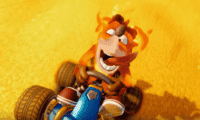 Desvelada la carátula de Crash Team Racing: Nitro Fueled