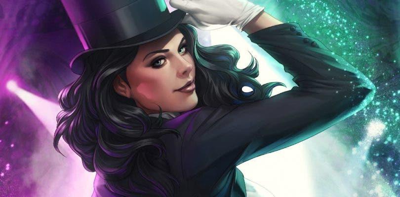 Warner Bros. estaría considerando una película de Zatanna para el DCEU