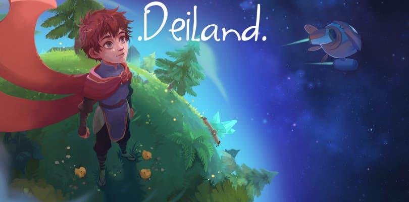 El indie español Deiland recibe una edición física estas navidades
