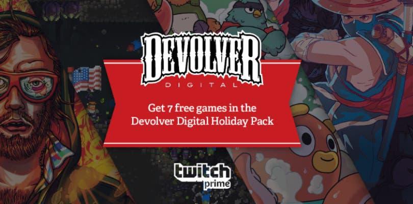 Devolver Digital lanza un pack de sus juegos para miembros de Twitch Prime