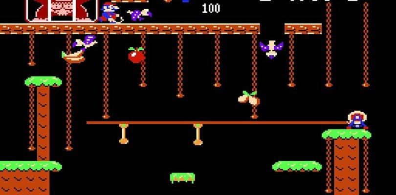 El clásico Donkey Kong Jr. debuta en Nintendo Switch este viernes