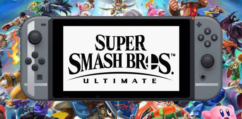 Unboxing de la edición especial americana de Super Smash Bros. Ultimate