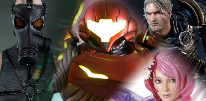Las mejores figuras de videojuegos que llegarán en 2019