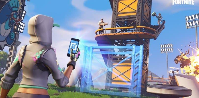 El modo Creativo es la nueva modalidad de juego de Fortnite