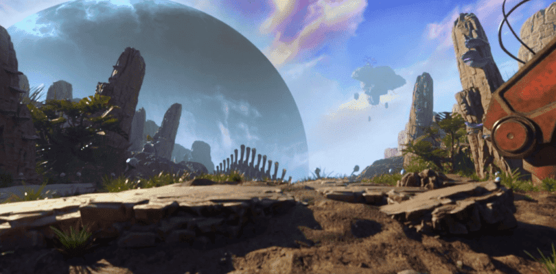 Exdesarrolladores de Far Cry y Batman: Arkham presentan Journey to the Savage Planet