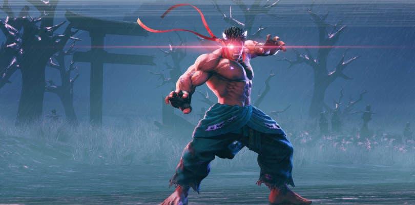 Kage es el nuevo luchador de Street Fighter V: Arcade Edition