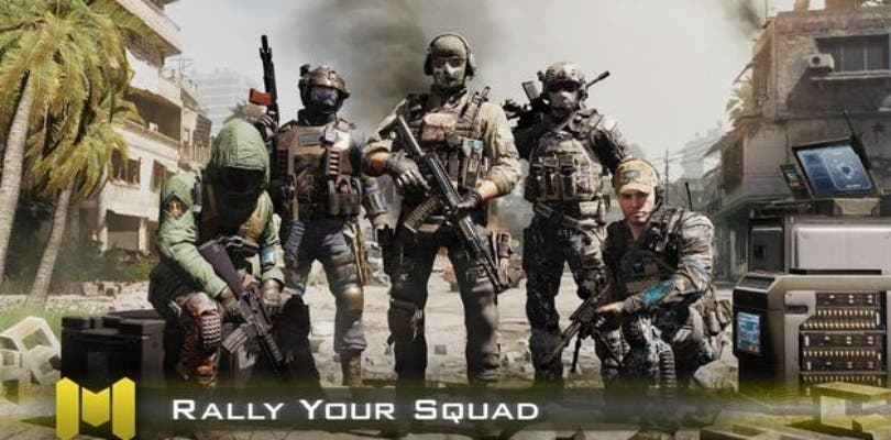 Legends of War, el Call of Duty de móviles, ofrece sus primeros detalles