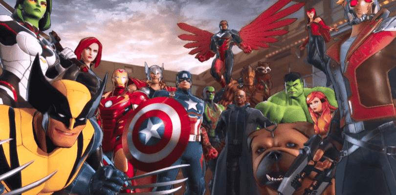 Marvel Ultimate Alliance 3: The Black Order presentado como exclusivo de Nintendo Switch