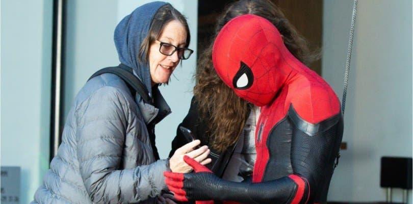 Spider-Man: Lejos de casa se deja ver en nuevas imágenes de su tráiler