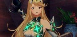 Mythra de Xenoblade Chronicles 2 recibe un nuevo traje por su primer aniversario