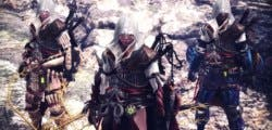 monster hunter: world assassin's creed