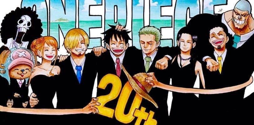 One Piece celebra su 20 aniversario con un tráiler y una carta de Eiichiro Oda