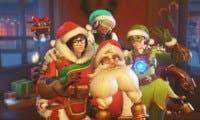 Overwatch presenta su divertido corto navideño para felicitarnos a todos estas fiestas